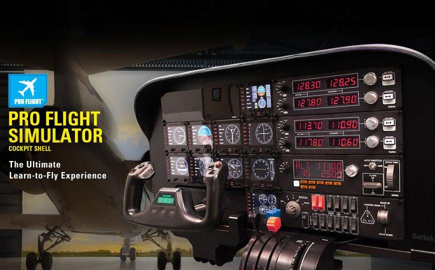 Hardware – Tim's Flight Sim